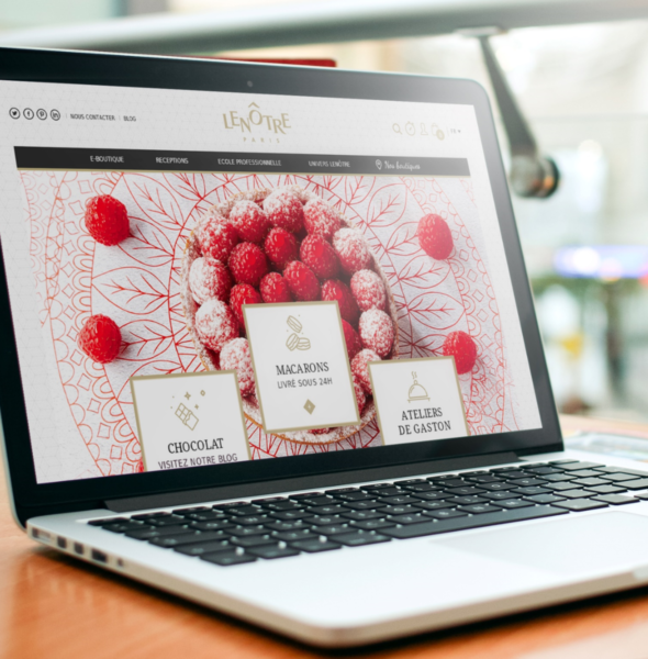 site e-commerce lenotre